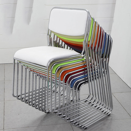 Multifunctional Conference Cloth Chair Image 1
