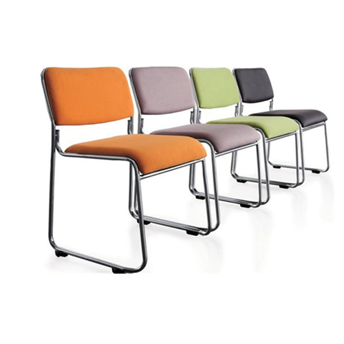 Multifunctional Conference Cloth Chair Image 5