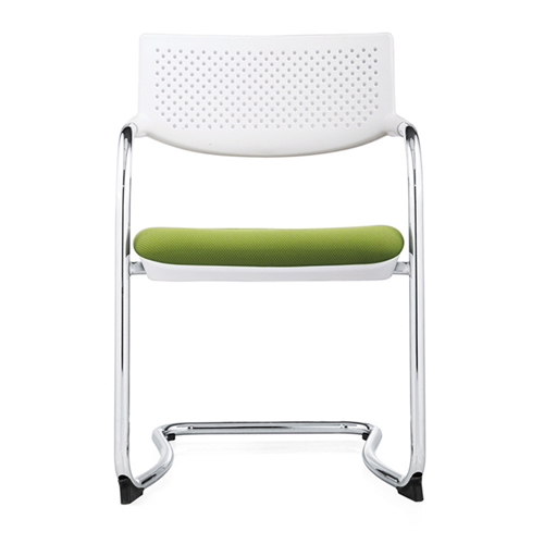 Fashion Chrome Frame Stackable Chair Image 3
