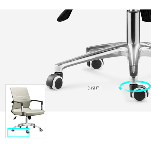 Sipi Curve Back Executive Chair Image 12