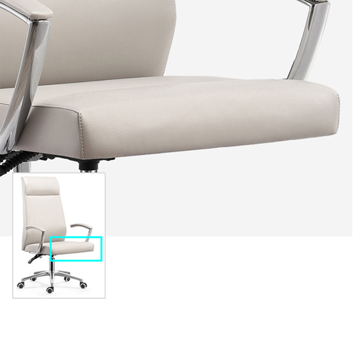 Cipri Leather Office Chair Image 4