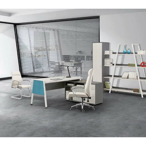 Cipri Leather Office Chair Image 8