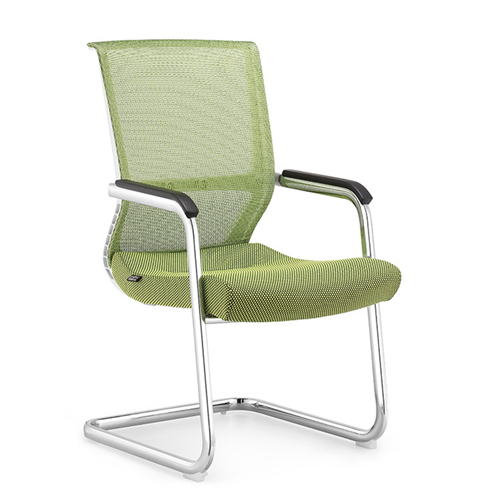 Cantilever Mesh Back Guest Chair Image 2