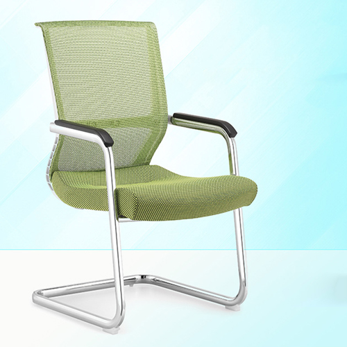 Cantilever Mesh Back Guest Chair Image 3