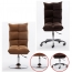Personalized Velvet Chair With Chrome Base Image 17