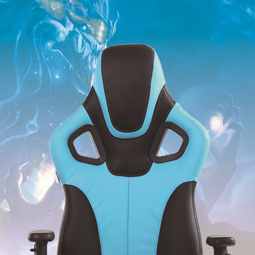 Classic High-Back Gaming Chair Image 2