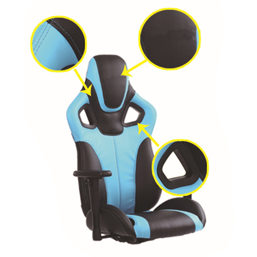 Classic High-Back Gaming Chair Image 6