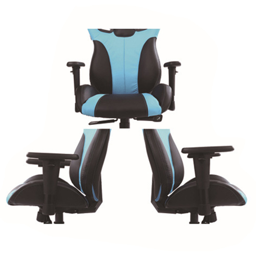 Classic High-Back Gaming Chair Image 8