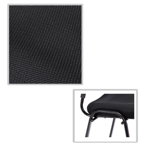 Four-Legged Mesh Office Chair Image 12