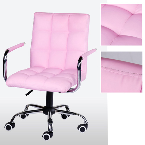 Fabric Swivel Office Chair Image 10