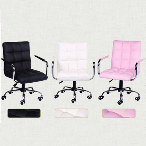 Fabric Swivel Office Chair Image 16