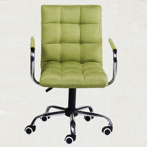 Fabric Swivel Office Chair Image 5