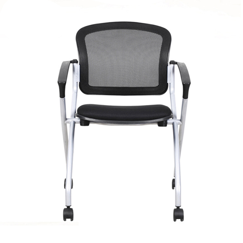 Mesh Back Stackable Training Chair Image 11