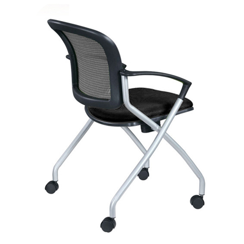 Mesh Back Stackable Training Chair Image 13
