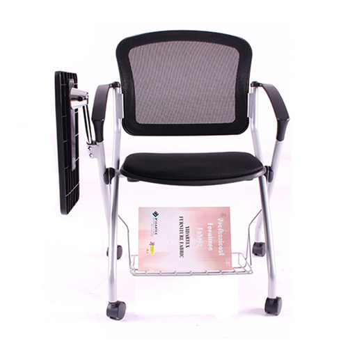 Mesh Back Stackable Training Chair Image 14