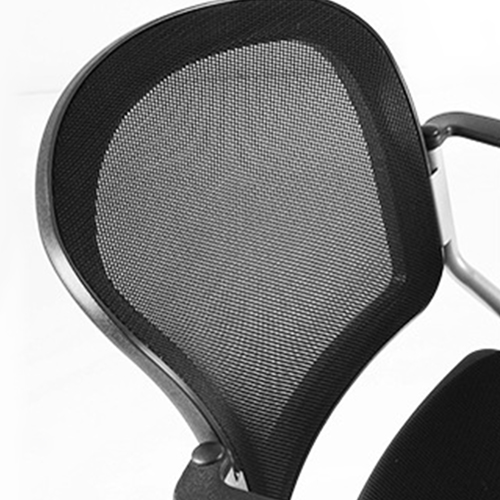 Mesh Back Stackable Training Chair Image 16
