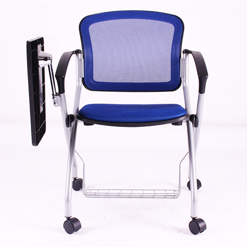 Mesh Back Stackable Training Chair Image 2