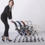 Mesh Back Stackable Training Chair Image 6