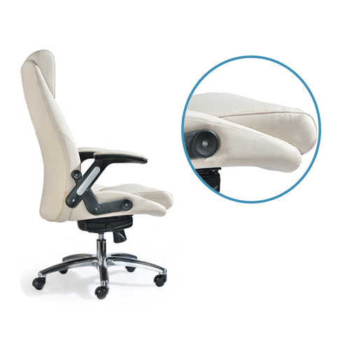 Executive Rotary Reclining Boss Chair Image 8