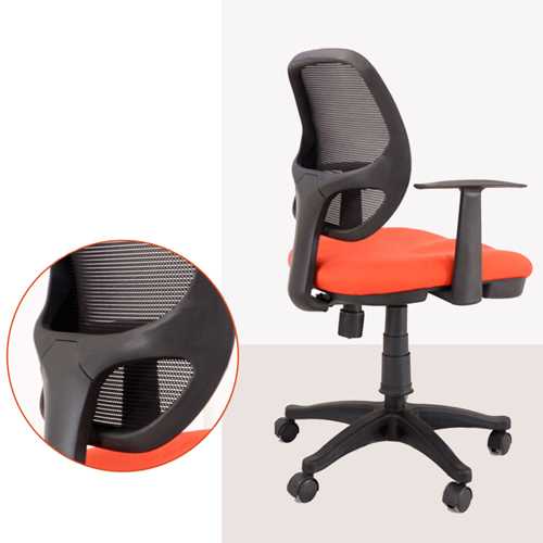Executive Revolving Hydraulic Chair Image 10