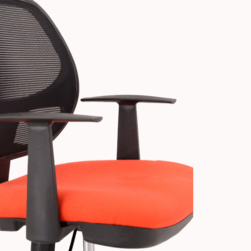 Executive Revolving Hydraulic Chair Image 11