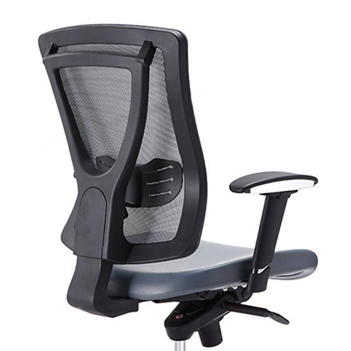 Deluxe Mesh Office Chair With PU Cushion Image 5