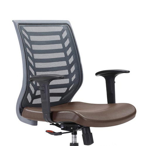 Elastic Mesh Operational Office Chair Image 4