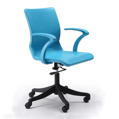 Deluxe PU Backrest Adjustable Chair Image 2