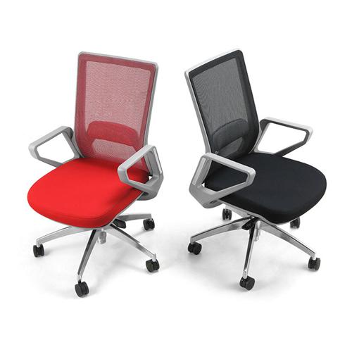 Rotary Executive Mesh Chair Image 1