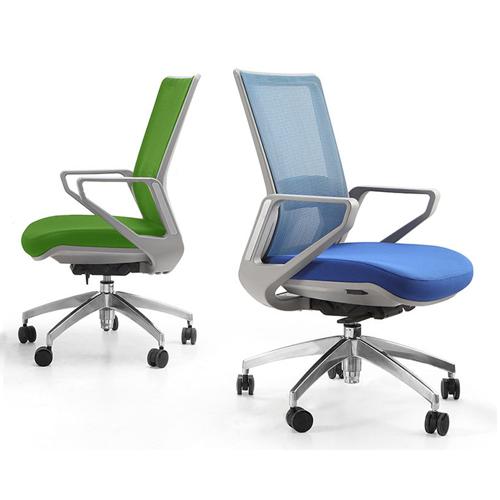 Rotary Executive Mesh Chair Image 2