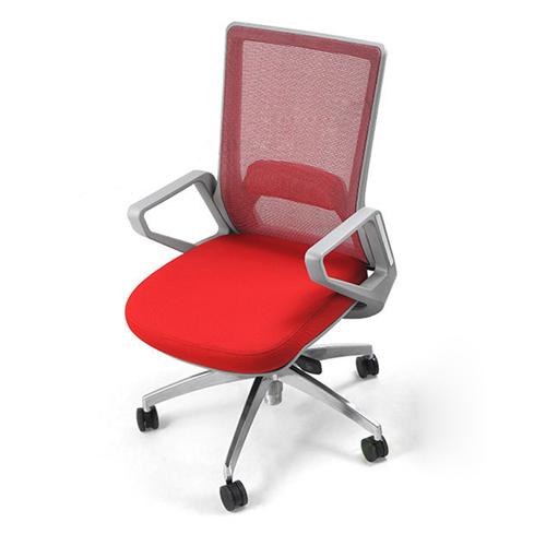 Rotary Executive Mesh Chair Image 4