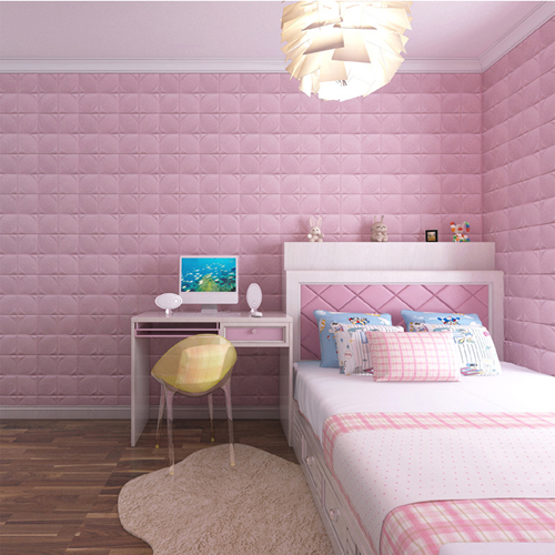 Generic 3D Soft Collision Self-Adhesive Wall Sticker