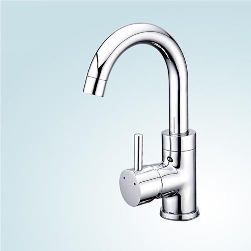 Chrome Sink Mixer Faucet Tap