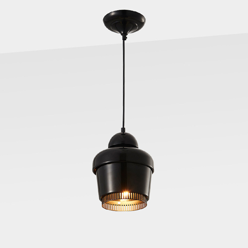 Single Head Charming Pendant Lamp