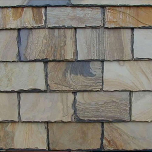Natural Slate European-Style Roof Tile