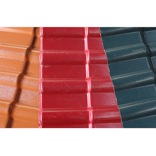 Synthetic Resin Antique Glazed Tile