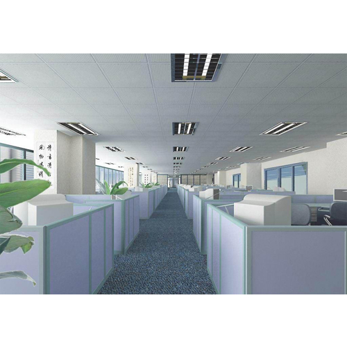 Sound-Absorbing Mineral Board Ceiling