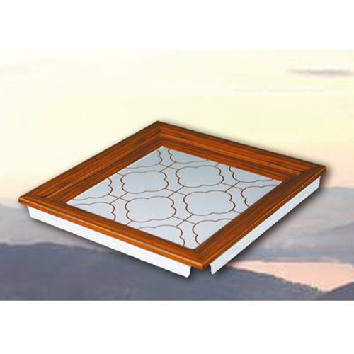 Classical Aluminum Roller Coating Ceiling