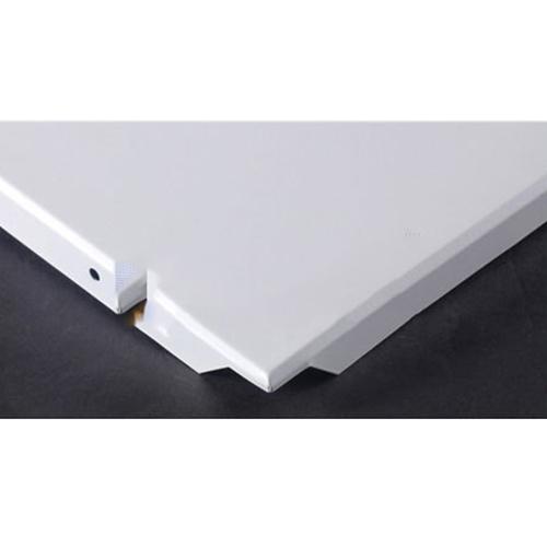 Basic Aluminum Gusset Ceiling
