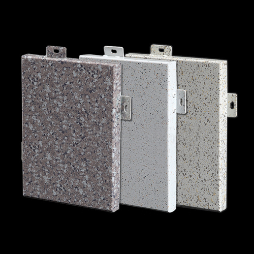 Marble Design Aluminum Wall Cladding Panel