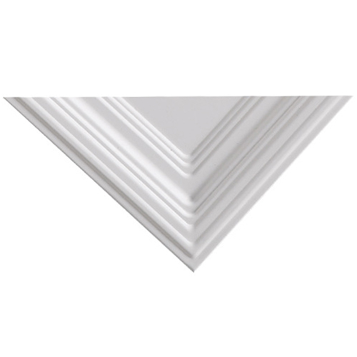 Integrated Aluminum Gusset Plate Ceiling
