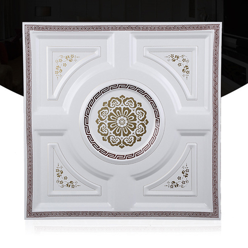 Integrated Aluminum Alloy Buckle Ceiling