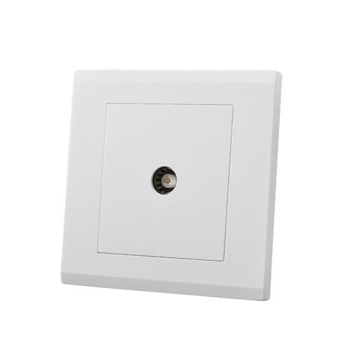Electrical TV Jack Wall Socket