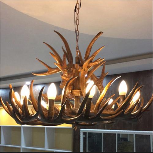 Antler LED Head Pendant Lighting