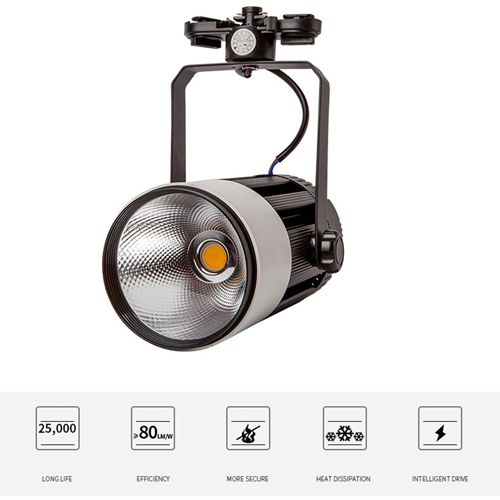 COB Show LED Track Light