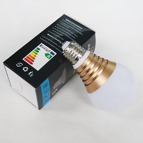 Energy Saving Aluminum LED Bulb