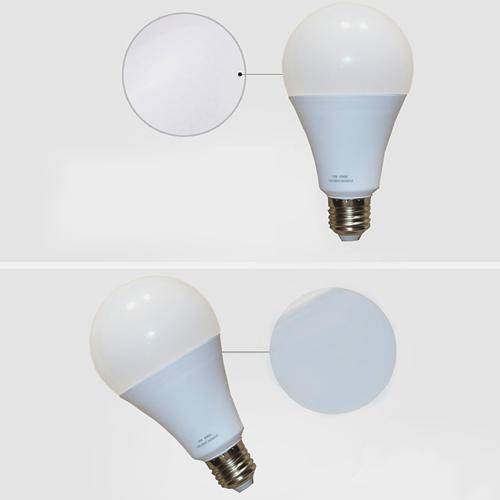 Bright White Aluminum LED Bulb
