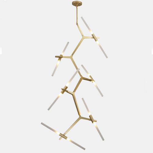 Astral Tree Twigs 20 Chandelier