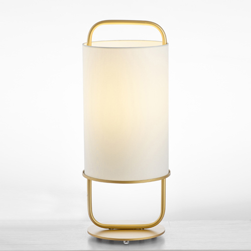 Cylindrical Diffuser Bedside Table Light