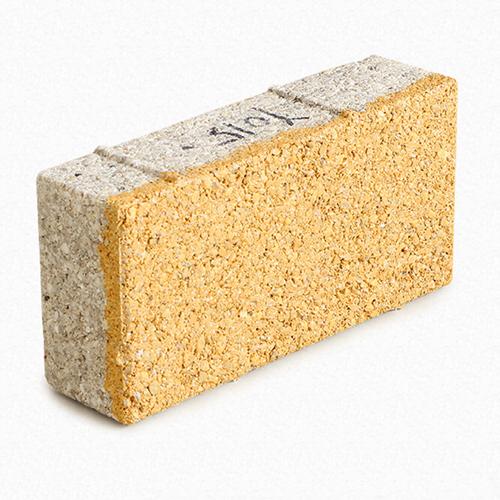 Ceramic Water Permeable Floor Brick